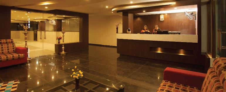 best hotels in kumbakonam